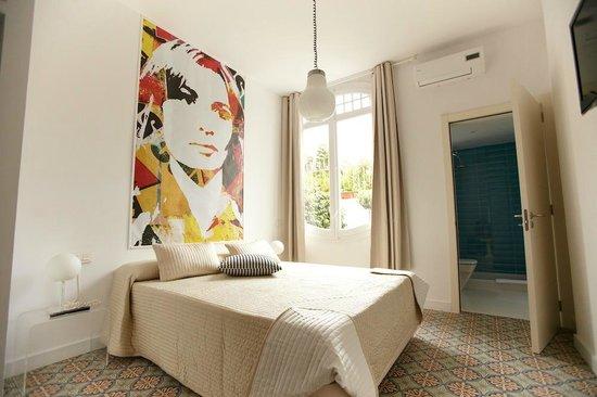 Retrome Barcelona: Superior Double room