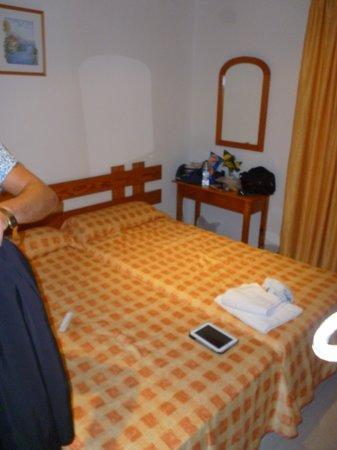 Hotel Rosamar : Stanza 206