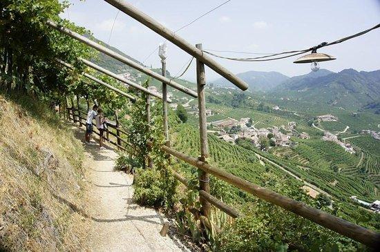 Valdobbiadene, Italia: Perfekt!!!