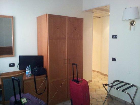 Hotel Giotto : Camera