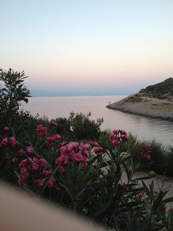 Poljana Camping Village Resort : View from the Baia Lux