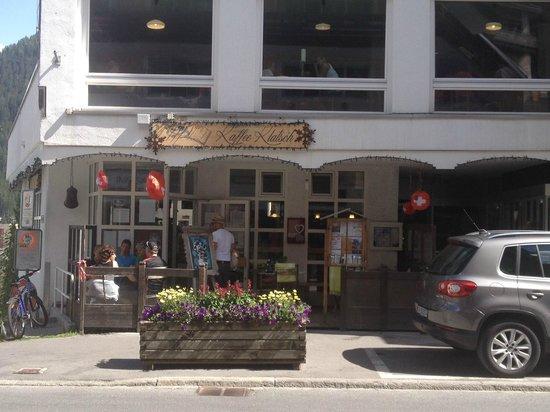 KaffeeKlatsch : l'ingresso da fuori