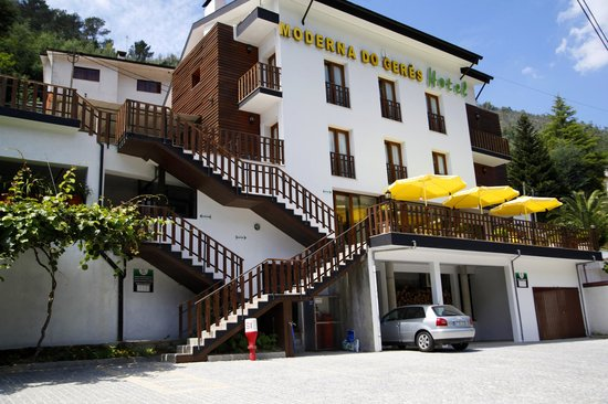 Moderna do Gerês Hotel: the hotel