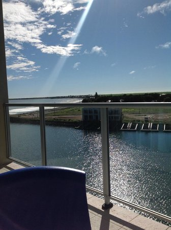 Wallaroo Marina Apartments : View from balcony