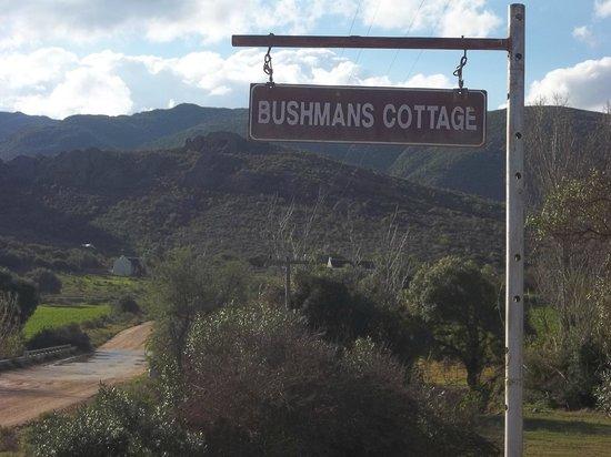 Red Stone Hills: Bushmans Cottage