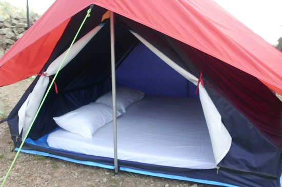 UNA Comfort The Great Himalayan Resorts: Deluxe Tent