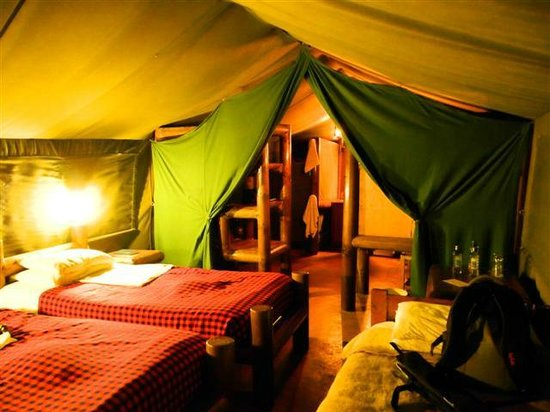 Siana Springs: A cozy Tented accommodation