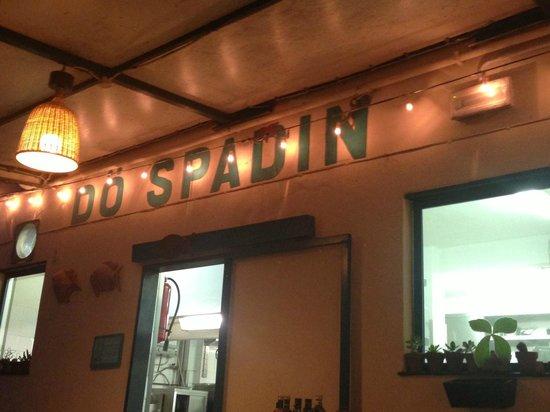 Trattoria Do Spadin: Spadin