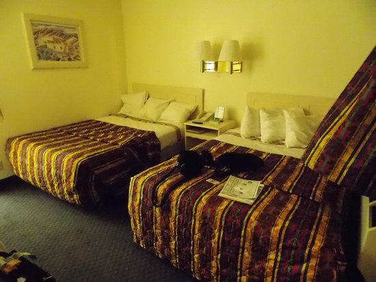 Americas Best Value Inn Las Vegas: kamer