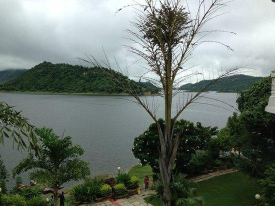 Jaisamand Island Resort : View from Room