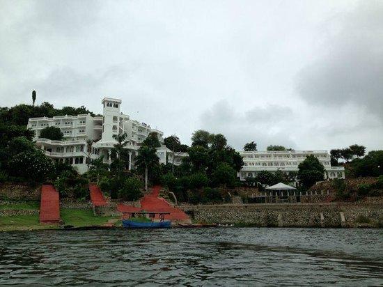 Jaisamand Island Resort : view