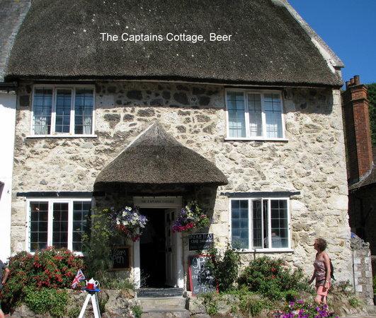 The Captains Cottage: Captains Cottage, Beer