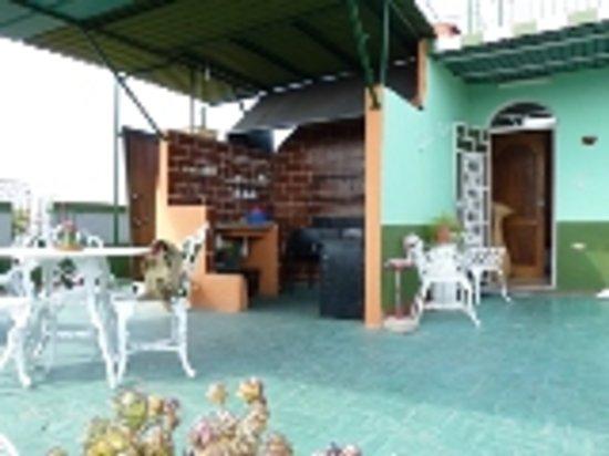 laterrazademanolo: grill terraza