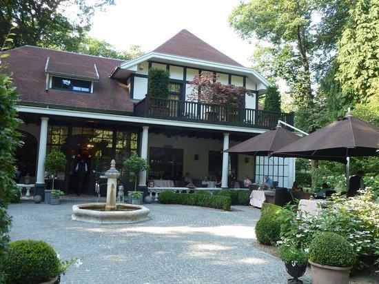 Savoury: het landhuis
