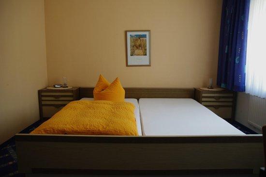 Hotel & Reitsportzentrum Kreuth: Bett