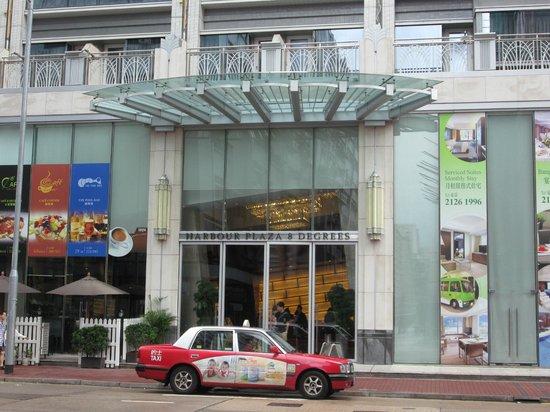 Harbour Plaza 8 Degrees: facade