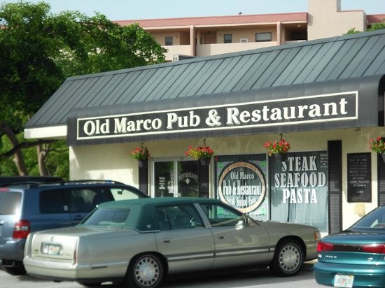 Old Marco Pub & Restaurant