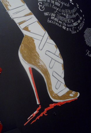 Design Exchange : Louboutin Shoe Design, Toronto