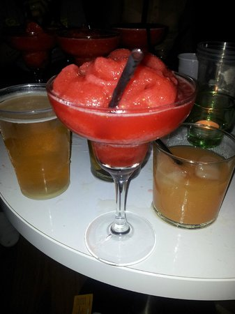 Sunprime Atlantic View: Strawberry Daquerie! mmm