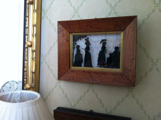 Durrants Hotel : Beutuful art