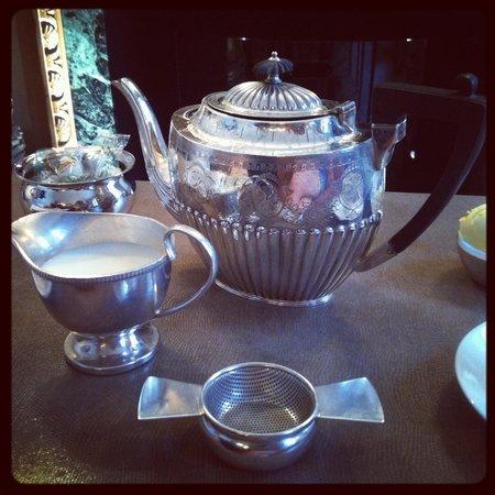 Durrants Hotel : Tea time