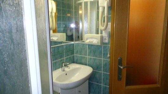 Hotel Smaragd Prague: ванная