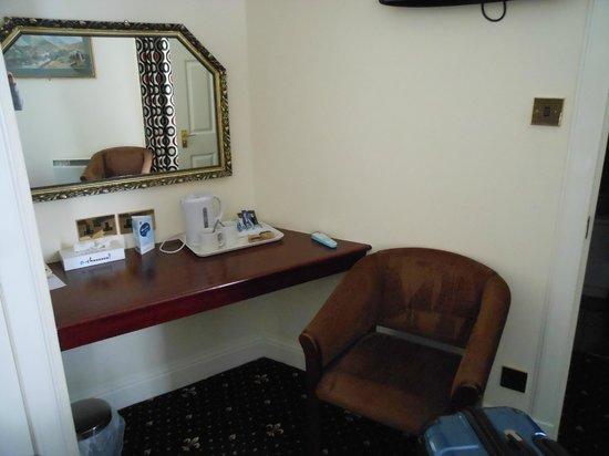 BEST WESTERN Imperial Hotel: camera