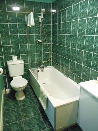 Imperial Hotel : bagno