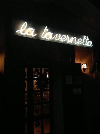 La Tavernetta: ristorante dall'esterno