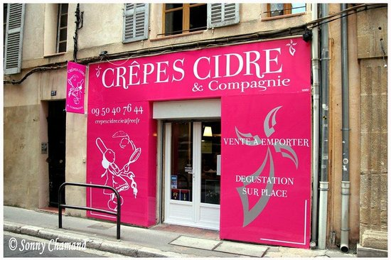 Crepes, Cidre & Compagnie