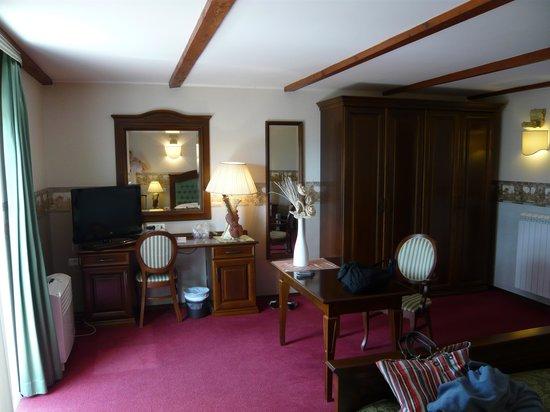 Hotel Grahor : room