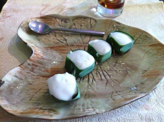Sawadee: tapioca et coco