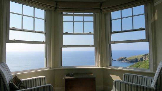 Bay House: Der Wahnsinnsblick aus unserem Fenster