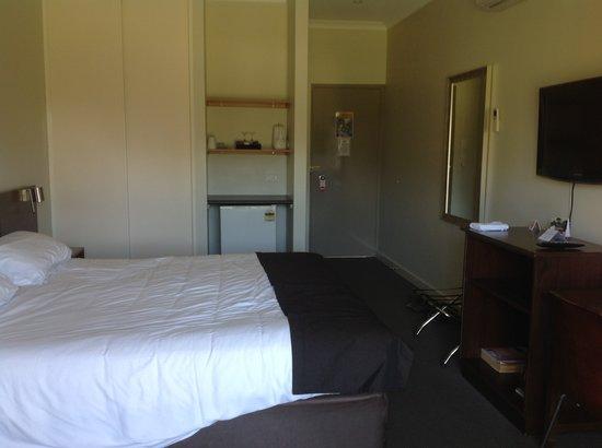 Mercure Sanctuary Golf Resort : Room- Interior