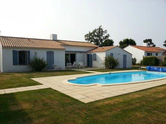 Madame Vacances Résidence Les Fontenelles : villa 48