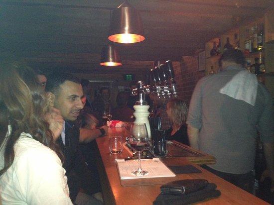 Udaberri : The bar