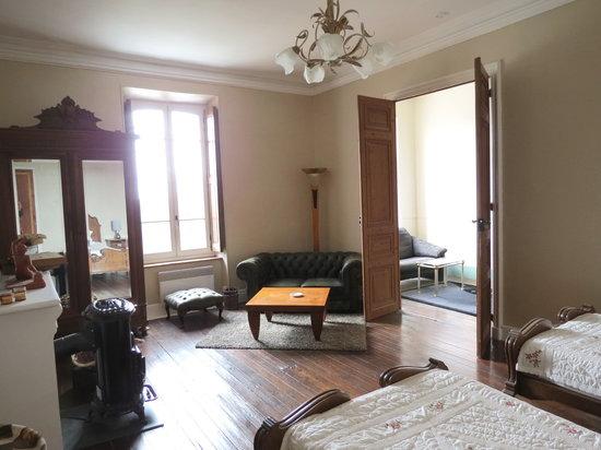La Maison des Rossignols : Room