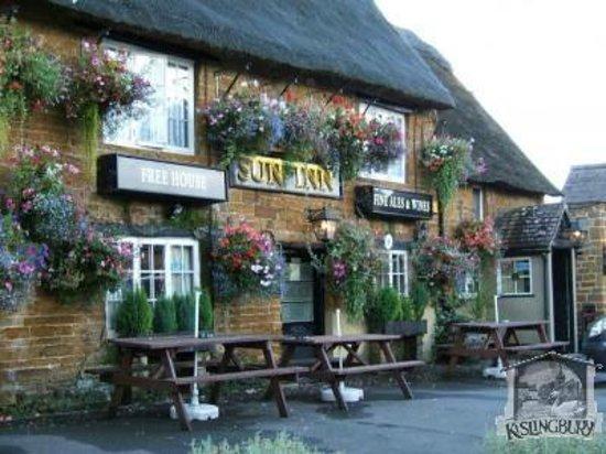 Kislingbury, UK: The sun inn