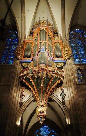 Catedral de Estrasburgo: Die Orgel