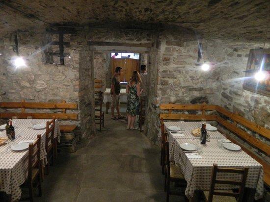 Agriturismo Il Giardino: Restaurant