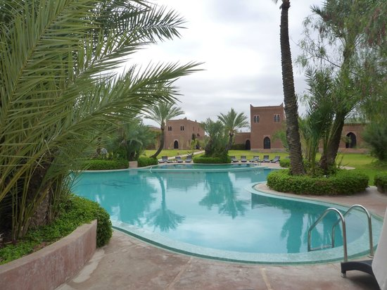 Residence Dar Lamia: la piscine