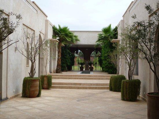 Residence Dar Lamia: l'entrée du Ksar