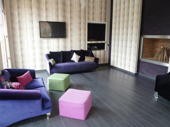 Residence Dar Lamia: espace détente du Ksar