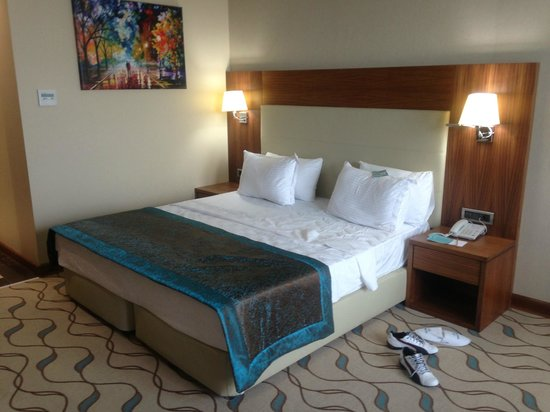 Margi Hotel : Bedroom