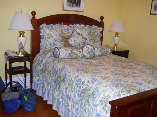 The Colonel's IN Bed and Breakfast : Hussar Room