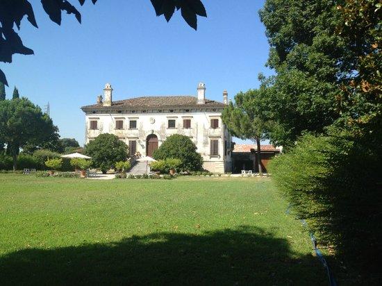 Relais Villa Sagramoso Sacchetti: Villa Sagramoso Sacchetti