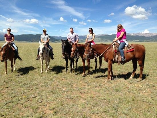 Platte Ranch Riding Stables: platte ranch in July 2013