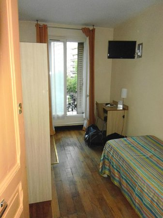 Hotel Tolbiac : Single bed w/o Toilet