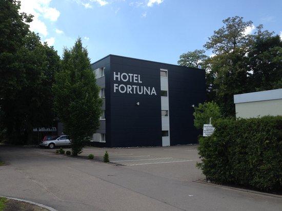 Hotel Fortuna: Hotel