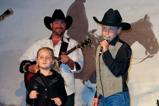 The Cody Cattle Company: The kids were great!